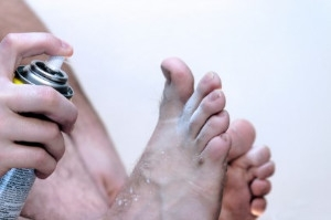 How to Treat Athlete's Foot