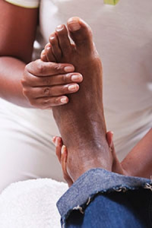 Physical Therapy May Be Effective for Foot Injuries